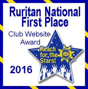 Club website award 2016