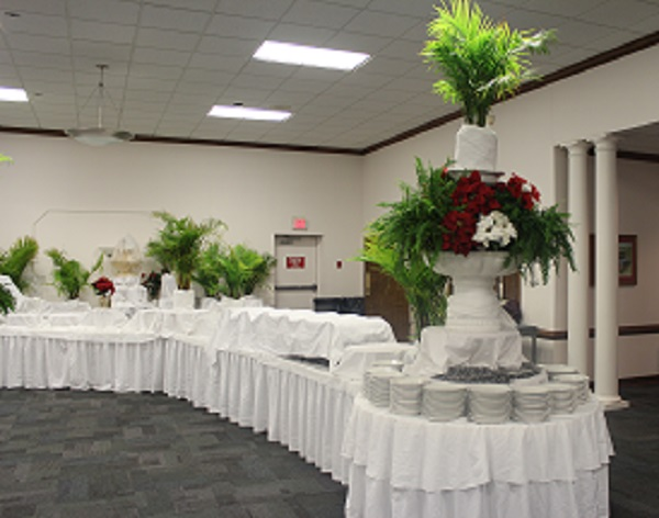 Banquet Room | Abingdon Ruritan Club